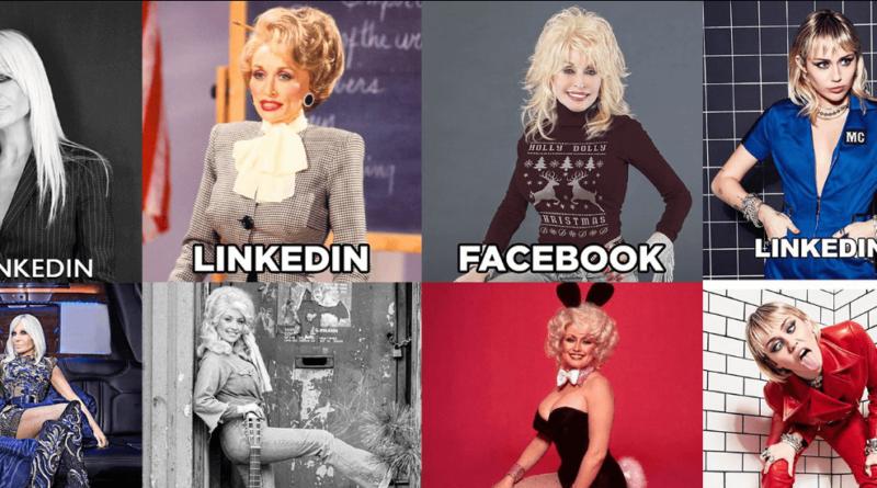 Генератор Dolly Parton Challenge